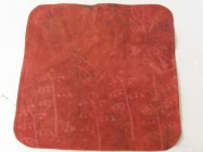 Naturally Dyed Cushion Cover 3