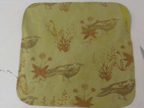 Naturally Dyed Cushion Cover 5