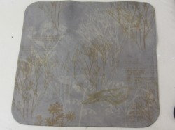 Naturally Dyed Cushion Cover 9