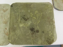 Naturally Dyed Cushion Cover 14